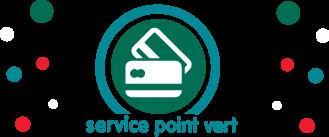Service Point Vert