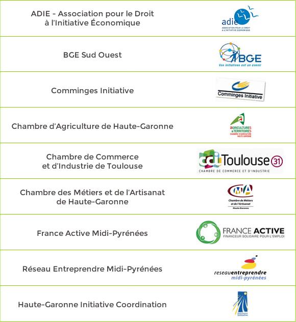Credit Agricole Toulouse 31 Creation Reprise D Entreprise Tous
