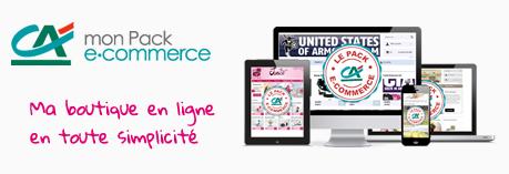 6b4e1c86eaf Vous souhaitez créer votre boutique en ligne et la gérer en toute autonomie    Le Crédit Agricole a conçu pour vous le Pack e-commerce