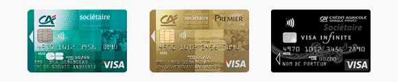 Carte Bancaire Usage Unique Credit Agricole.Credit Agricole Toulouse 31 Carte Visa Societaire